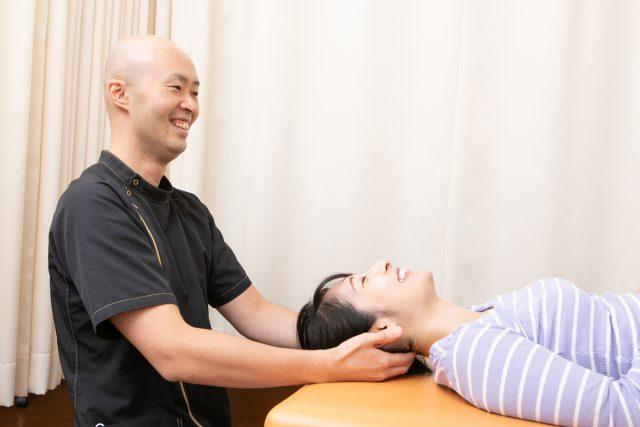 頭痛専門施術